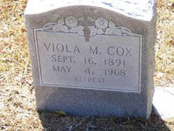 Viola M Cox
