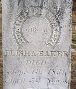 Eunice Maria <i>Wolcott</i> Baker