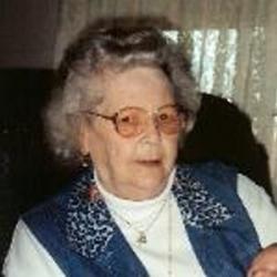 Mary Kathleen <i>Butts</i> Potts