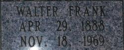 Walter Frank Adams