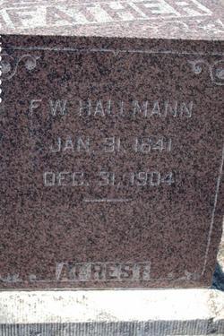 Frederick Wilhelm Hallman