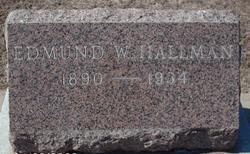 Edmund Wilhelm Hallman