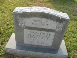 Reva <i>Gray</i> Bailey