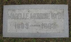 Mabelle <i>Monroe</i> Dyer