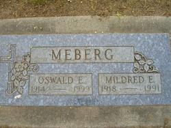 Mildred E <i>Larsen</i> Meberg