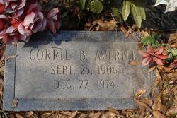 Corrie B. Averill