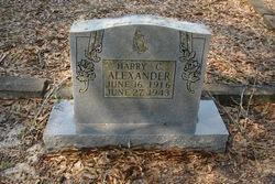 Harry Alexander