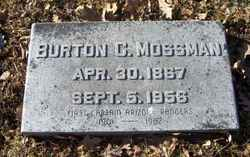 Burton Mossman