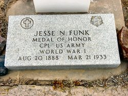 Jesse Nathaniel Funk