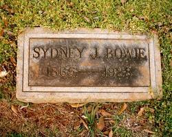 Sydney Johnston Bowie