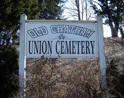 Chatham Union Cemetery
