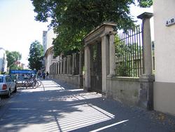 Friedhof der St. Jacobi-Gemeinde