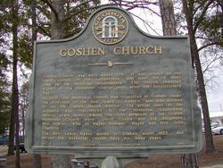 Goshen Methodist Church Cemetery