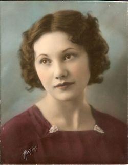 Geneva Annabelle <i>Moss</i> Goddard