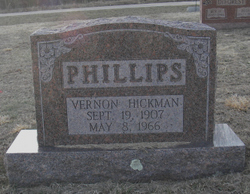 Vernon Hickman Phillips