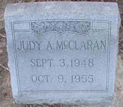 Judy A. McClaran