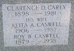 Roy B Caswell
