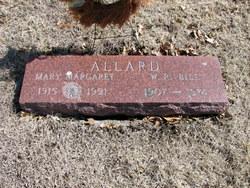 Mary Margaret <i>Kerr</i> Allard