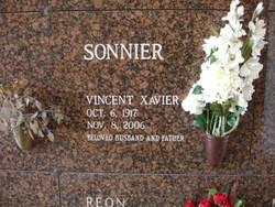Vincent X Sonnier