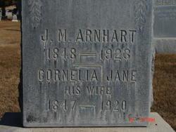 Cornelia Jane <i>Jennings</i> Arnhart