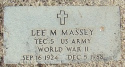 Lee Morris Massey