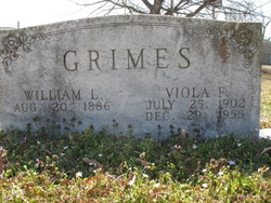 William Luther Bill Grimes