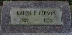 Ralph Byron Gibson