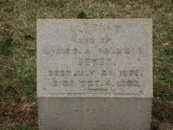 Allen S. Beyer