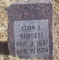 Edna L. <i>Pope</i> Barnett