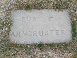 Eva Clara <i>Hiller</i> Armbruster