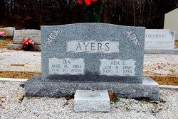 Ada C Ayers