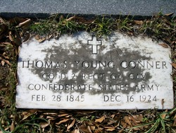 Thomas Young Conner