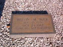 Melvin M Beck