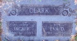 Eva Dell <i>Johnson</i> Clark