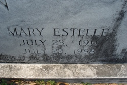 Mary Estelle Aplin