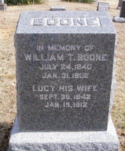 Lucy <i>Moorehead</i> Boone
