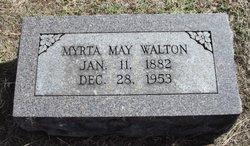 Myrta May <i>Kessinger</i> Walton