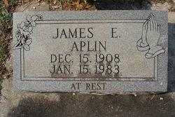 James E Aplin