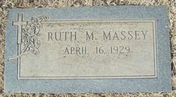 Ruth Marie <i>Wall</i> Massey