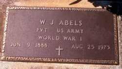 Willie J. Gene Abels