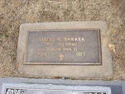 Lloyd Ray Barker