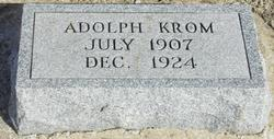 Adolph Krom