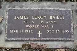 James Leroy Bailey