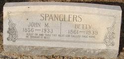 John M. Spangler
