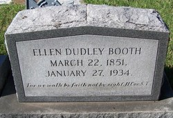 Ellen Dudley Booth