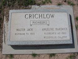 Angeline <i>Hardwick</i> Crichlow