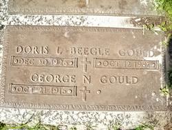 Doris Louise <i>Smith Beegle</i> Gould