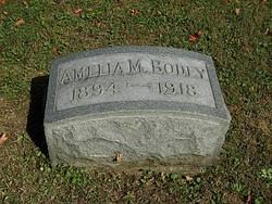 Amelia Matilda <i>Kizer</i> Bodey