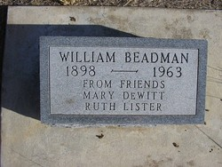 William Beadman