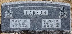 Augusta Treat Larson